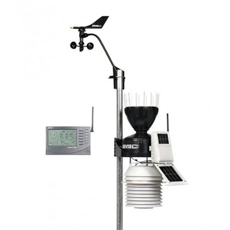 6163 Davis Vantage Pro2™ Plus Inalámbrica Autoaspirada Davis Instruments