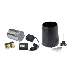 Kit calefactor para Pluviómetro