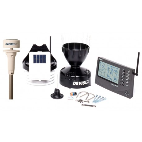 Davis Vantage Pro2™ Inalámbrica con anemómetro ultrasónico 6152 ultra